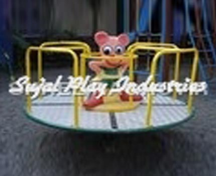 Rivolving Platform With Mickey SPMG - 03